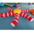 0.9mm PVC Tarpaulin Airtight Inflatable Water Floating Star Toys For Sales