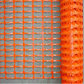 Orange Flexible Extruded Plastic Safety Fence
