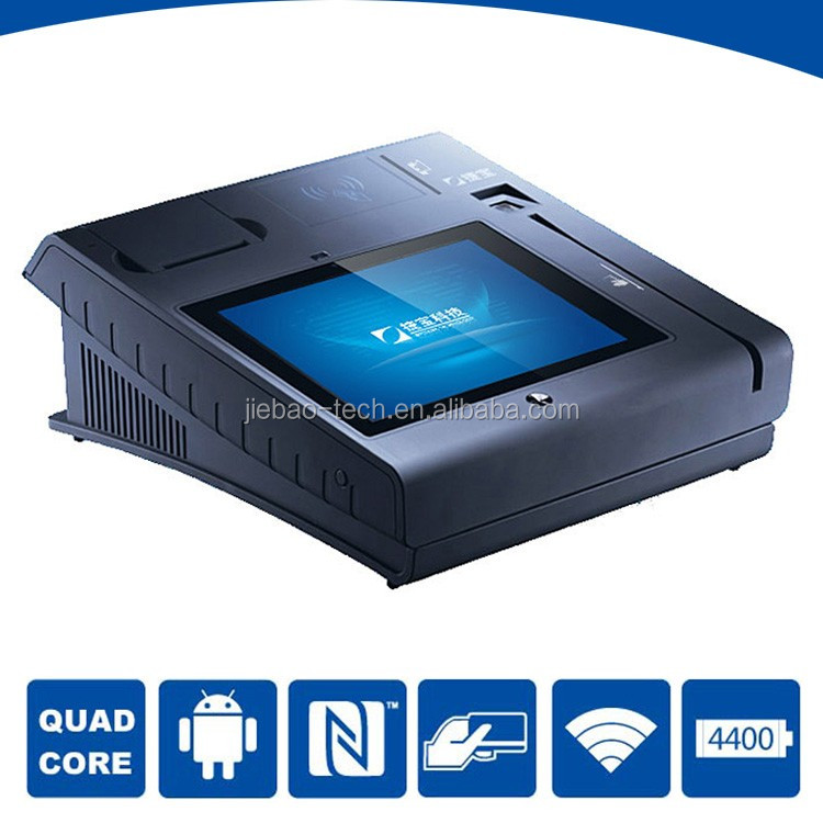 IC, VISA, Master Card, Union Pay, Re-pay GPRS POS Terminal with RS232 Serial Port