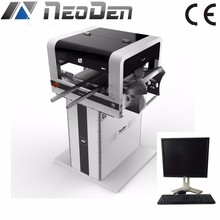 NeoDen4 Pick and Place Machine SMD production PCB assembly line solder printer PM3040 reflow oven T5L