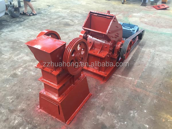 new designed small diesel crusher in 2018 china portable mini stone crusher small diesel engine jaw crusher pe250400 price,small used rock crusher for sale,us $ 1,500 - 4,900 / set, new, jaw crusher, miningsource from zhengzhou huahong machinery equipment co, ltd on alibabacom.