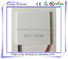 TEC1-12730 peltier 62 * 62mm Thermoelectric Cooler cell 12730 semiconductor
