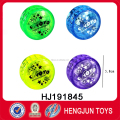 Plastic double clutch yoyo ball with light yoyo factory toy