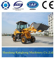 New product ZL15F garden tractor front end wheel loader China with ce for sale low prices