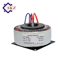 Cheap Isolating Low Frequency Dry Type Ring Transformer 2kw