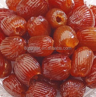 Supply all kinds of dried fruits- dried date with sugar