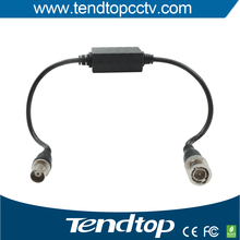 High Performance Coaxial Balun CCTV Video Ground Loop Isolator for HD