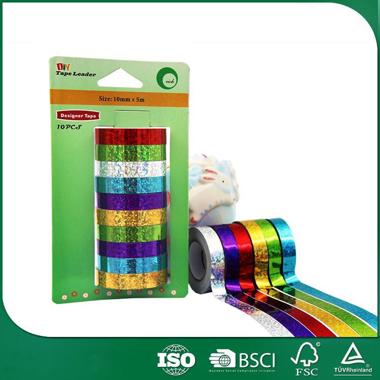 craft decoration vinyl waterproof duct tape