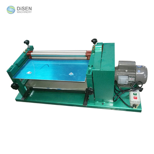 Desktop can not speed used folding box gluing machine small carton gluing machine for sale