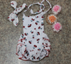 Wholesale Carters Baby Clothes New Born Baby Clothes Matching Baby Headband/headwrap