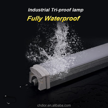 china hot IP65 10W tri-proof light,waterproof led tri-proof lamp 30W 45w 55w 70w waterproof lamps