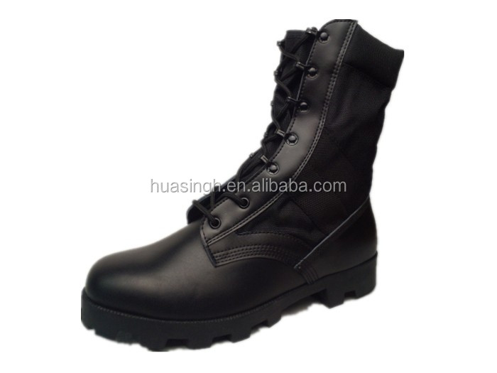 cowhide leather+ cordura upper Altama military-SPEC 8 inch combat jungle boots