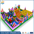 High quality inflatable funny city bouncer castle , inflatable amusement park