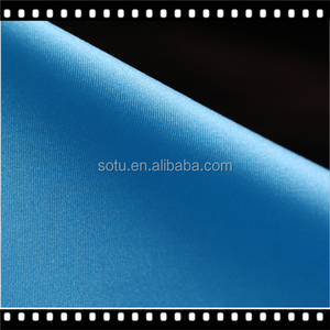 polyester fabric ladies and gents garments for swimwear or leggings and garment