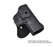 plastic belt clip holster from chinese tactical manufacturer