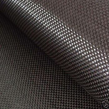 Factory supply high modulus twill 1k 3k 6k carbon fiber fabric