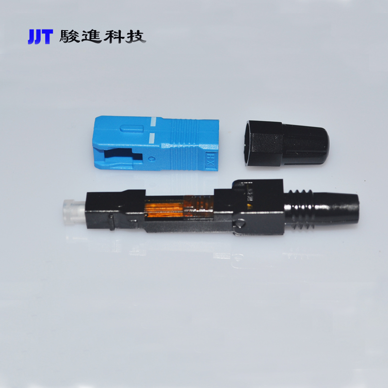 Quick Telecommunication FTTH SC PC Optical
