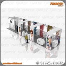 China Supplies Custom Nail Polish Trade Show Booth Exhibit Display