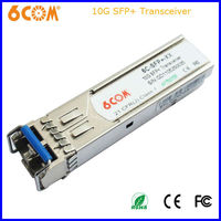 10G 40km SFP+ fiber transceiver 1550nm lc connector Compatible F5 Networks F5-UPG-SFPC-R
