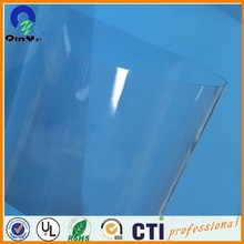 Perfect Quality super clear 0.25mm rigid pet film roll for food packaging