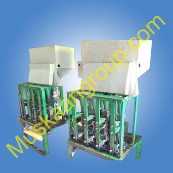 Cashew Machine - Automatic Cashew Shelling machine
