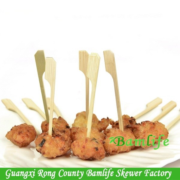 Good quality stylish hot sell teppo skewers with cheap price