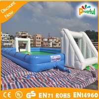 inflatable football ground,inflatable football pitch,inflatable sport area