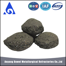 Good price ferro silicon slag ball/Fe Si granules 75 China manufacturer