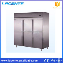 Commercial Three 3 Triple Door Stainless Reach In Refrigerator Cooler