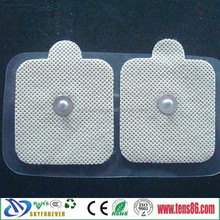 Nerve muscle stimulator medical massage pad/replacement tens pads