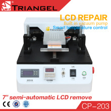 LCD repair machine mobile repair kit built in pump half automatic lcd seperator machine lcd refurbishing