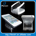 Retail Store Acrylic Material security display stand for Samsung mobile Phone