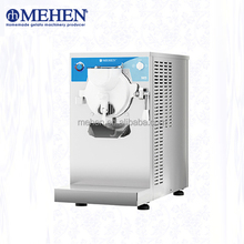 Top quality hard ice cream machine / table top small batch freezer for shop