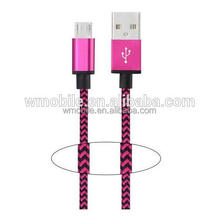Braided 10FT Micro USB 3.0 Charger Sync Data Cable For Samsung Galaxy S5 i9600/i900/ Note 3 N9300