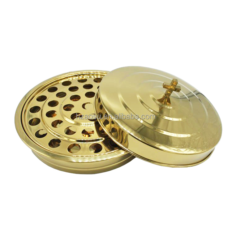 Brass Communion Ware, Communion Tray