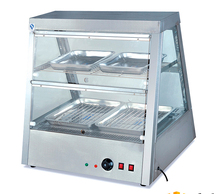 Buffet stainless steel food warmer food warmer showcase cheap price in china