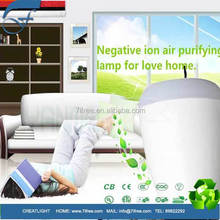2X Anion Lamp 7/10W Led Bulb Light Oxygen Air Purifier for Kids Smoke Clean! anion LED bluetooth speaker