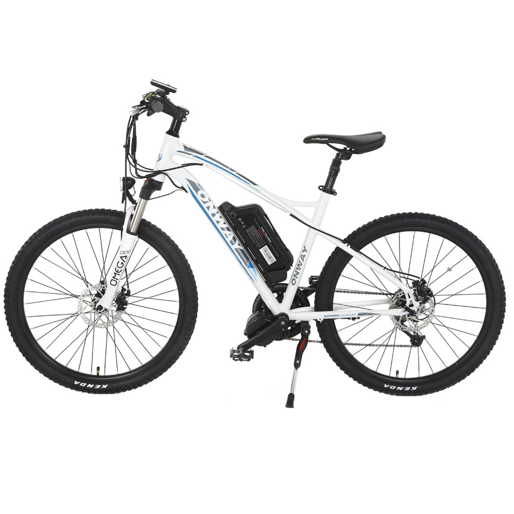 "26"" High Quality Center Motor MTB Electric Bike"