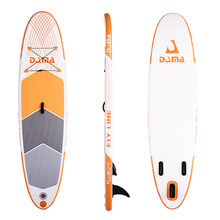 DAMA high quality inflatable SUP surfing board stand up paddle board low MOQ