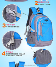 New large capacity backpack girl and boy Backpack Outdoor sports bag Students in school bag