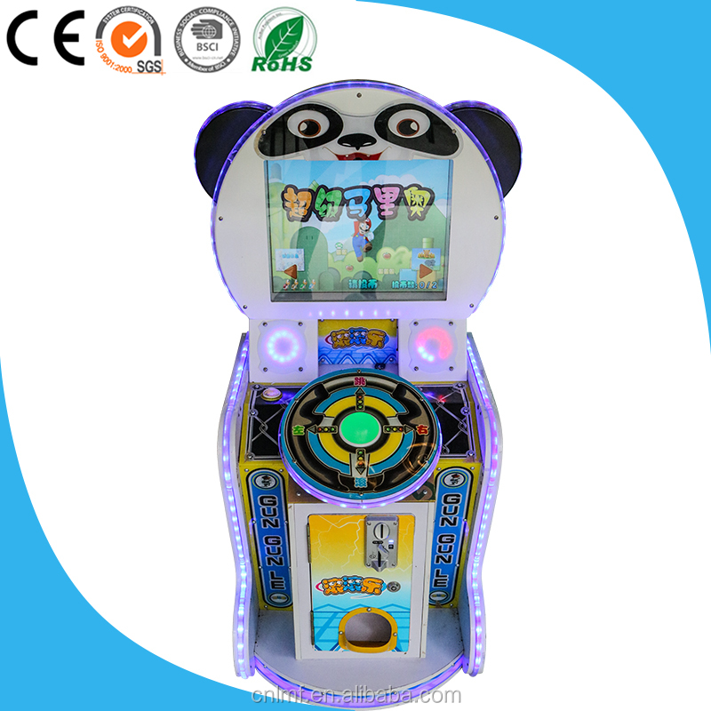 prize vending game machine/ super mario/coin operated game machine for children