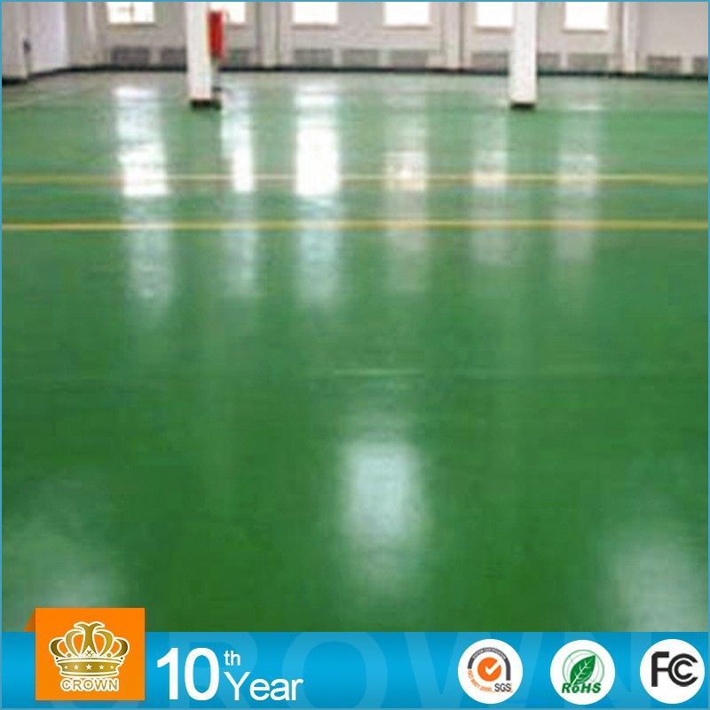 High Quality Solvent Based paint for concrete floor