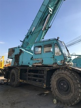 KATO USED 45 TON KR45H-V JAPAN USED ROUGH TERRAIN CRANE