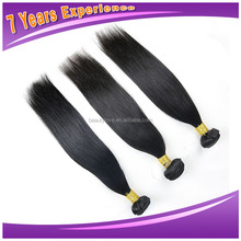 Hot selling natural Unprocessed cheap indian man hair weave