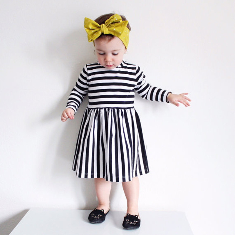 <strong>c111</strong> 2017 summer Stripes one piece girl kids princess wholesale dress
