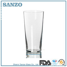 Sanzo Custom Glassware Manufacturer led light up decorated juice glass