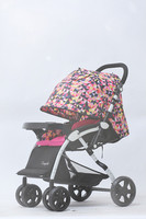 2016 Factory european kids pram with storage basket