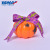 2017 halloween printing ribbon bow hair accessories for children