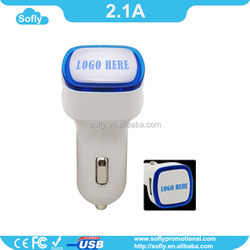 Mobile phone car battery charger usb charger mini charger