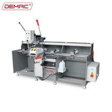Aluminum curtain wall Multi spindle copy router specification for milling machine